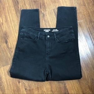 Levi's Denizen High Rise Skinny Jeans